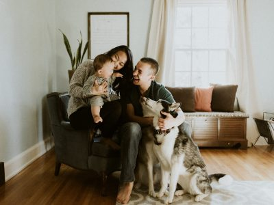 Home: Crockett Family {Spokane}