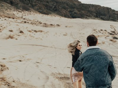 Couples// Sam + Casey// Vantage, WA Photographer