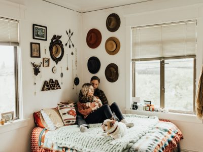 Charlotte and Josh: At Home