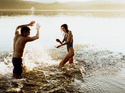 Heather+ Chris Lake Roosevelt Engagement
